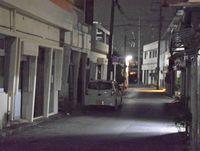 """にぎわい消えた街「再開発、本当にできるの?」 宜野湾""""新町"""" [1票の向こう側 沖縄県知事選・4]"""