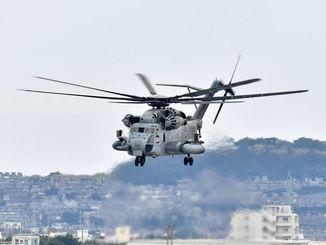 CH53E大型輸送ヘリ=2017年12月19日
