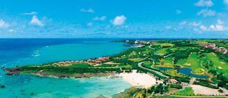 美しい海と自然に囲まれた「シギラリゾート」