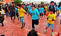 キレキレのダンスにアンコールも 「世界ダウン症の日」沖縄で啓発イベント