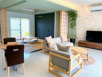 最大4人が宿泊できるエグゼクティブタイプの客室(提供)