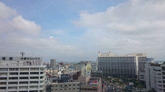 日中は暖かい日差しがありましたが、雲が多くなってきました。