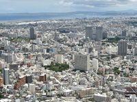 子どもの送り迎えで渋滞する沖縄 バス通学促す実証実験へ