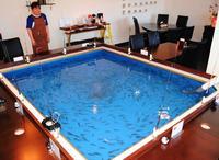 家族で気軽に海遊びを 沖縄に登場、新スポットは「カフェで釣り」