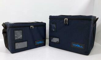 パナソニックが開発した新型コロナウイルスのワクチン輸送や保管に使える保冷ボックス