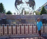 沖縄の石、海を越えアメリカへ 沖縄戦の激しさ物語る記念碑に活用