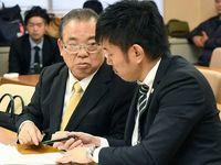 安慶田前副知事の退職金1059万円、沖縄県が支払い保留