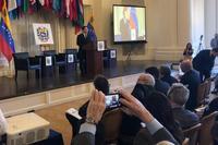 ベネズエラ野党側、人道支援訴え 米国で開催の国際会議で