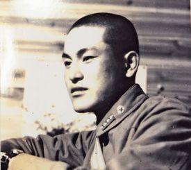 太田博・陸軍少尉=渡口彦信さん提供