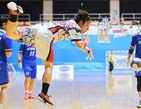 琉球コラソン、北陸電力に26―24 日本ハンドボールリーグ