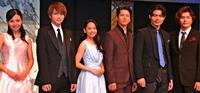 名作ミュージカル「レ・ミゼラブル」に沖縄の風 屋比久知奈さん、伊礼彼方さん、知念里奈さんら出演