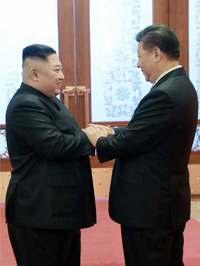 【深掘り】金正恩氏が電撃訪中 トランプ氏攻略へ本格始動 習氏、北朝鮮へ開放促す思惑も