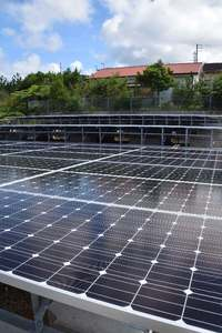 太陽光パネル設置でトラブルに 大宜味村が沖縄県内初の条例施行