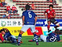 FC琉球:GK朴が好セーブ 猛攻しのぐ