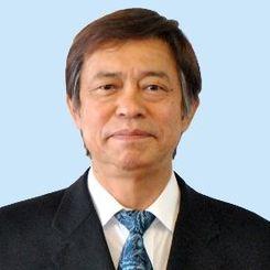 謝花喜一郎知事公室長