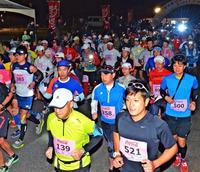 宮古島100キロマラソン、石川佳彦が7時間26分46秒で連覇 女子は望月千幸