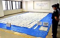 中国-台湾-沖縄 犯罪組織が連携、進む大規模化 過去最多の覚醒剤密輸