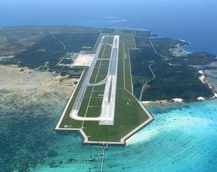 (資料写真)下地島空港