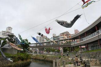 梅雨入りした沖縄