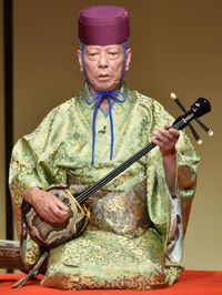 「三線があって歌がある」 国の伝統工芸品指定、実演家から喜びの声