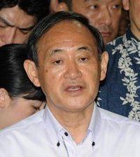菅氏、翁長知事の国連演説に「強い違和感」「国際的に理解されない」