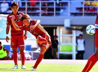 FC琉球が天皇杯切符 4-1で沖縄SV破る タイムス杯サッカー