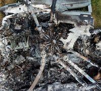 炎上ヘリに放射性物質 米軍から知らされず消火、沖縄・国頭消防