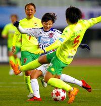 日テレとノジマ決勝へ/皇后杯サッカー