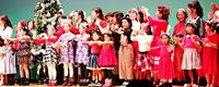 クリスマス気分 美声で盛り上げ/南風原コンサート