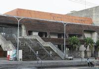新市民会館「待った」 那覇議会、議論不足で関連予算減額へ