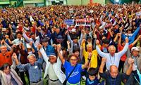 Okinawa prepares for new effort to block Henoko base by rallying local opposition