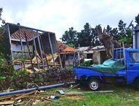 【動画あり】与那国島で住宅319戸損壊、男性けが 台風21号