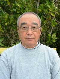名護市議補選、安次富氏が立候補表明 ヘリ基地反対協の共同代表