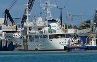 沖縄水産の3年生、マグロ漁実習で参院投票できず