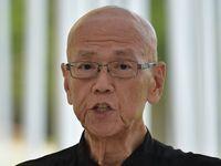 「私の決意は揺るがない」翁長沖縄知事、辺野古新基地でメッセージ
