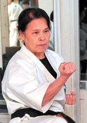 江夏喜美枝さん