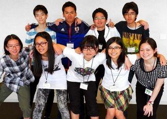 Ryukyufrogs第6期生に選ばれ、8月にシリコンバレーに行くことが決まった9人