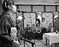 [きょうナニある?]/話題/島の民謡 古里に思い/沖縄奄美連 那覇で総会