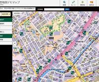 地図アプリで防災情報、観光客も避難誘導 ウェブ制作「アイアム」が全国版開発 新システムで特許取得