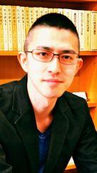 首都大学東京の木村草太准教授(憲法学)=3月、都内の同大学