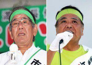 (左)上原裕常氏 (右)上原昭氏