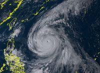 猛烈な台風25号(コンレイ)沖縄・先島は4日から暴風 警報級の雨も