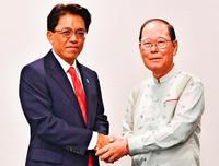 【衆院選2017】沖縄2区:普天間問題の姿勢に差 立候補予定者が討論