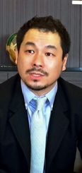 ニッケイ新聞専務取締役で本紙ブラジル通信員の堀江剛史さん