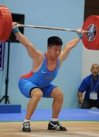 福井国体:宮本昌典が優勝 重量挙げ成年男子77キロ級
