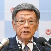 「前市長を愚弄した」 沖縄の南城市議会、翁長知事発言に抗議決議