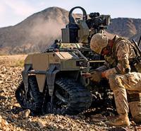 無人機、ロボット…米軍の最新兵器、沖縄県内で訓練 海兵隊の機能強化図る