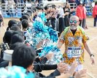 NAHAマラソンの写真、販売します タイムス「ギャラリーショップ」できょう9日から