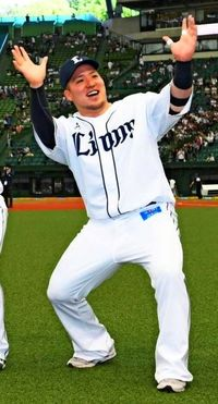 山川、月間MVPに「申し訳ない…」 5月は沖縄で「どすこいポーズ」だ!