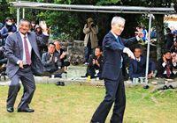 旧正月に健康願う 久高島の神事「シャクトゥイ」